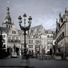 Nijmegen stadsgezicht